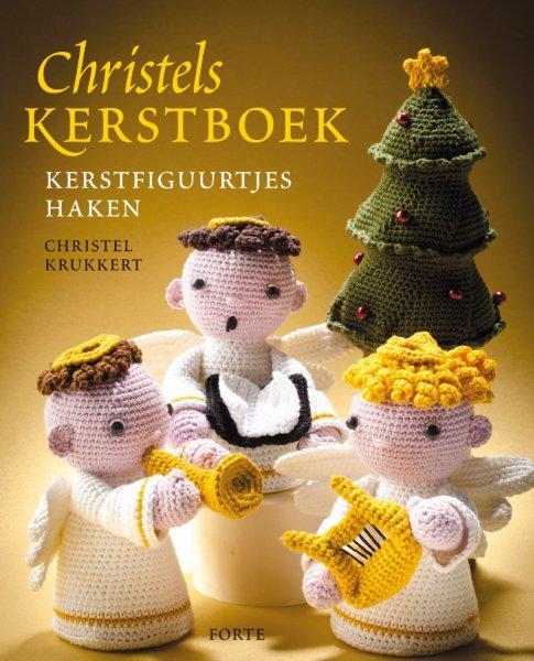 Christels Kerstboek Christel Krukkert Christel Krukkert